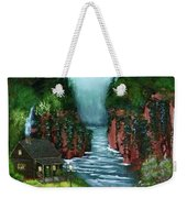 Serenity Valley Weekender Tote Bag