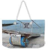 Serious Diy Jetty Weekender Tote Bag