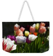 Seriously Colourful Weekender Tote Bag