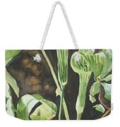 Sermon In The Woods Weekender Tote Bag