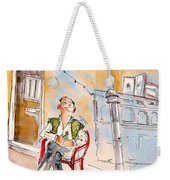 Serpa  Portugal 33 Weekender Tote Bag
