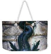 Serpent Fountain Weekender Tote Bag by Doug Sturgess