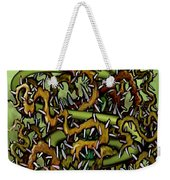 Serpent N Thorns Weekender Tote Bag