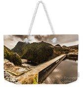 Serpentine River Crossing Weekender Tote Bag