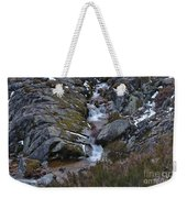 Serra Da Estrela Mountains And Waterfall Weekender Tote Bag