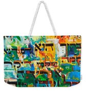 Servant Of The Holy One Weekender Tote Bag