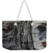Set Fire To The Rain  Weekender Tote Bag