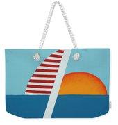 Set Sail Weekender Tote Bag