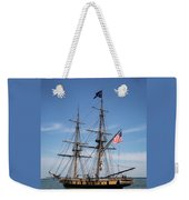 Setting Out To Sail Weekender Tote Bag