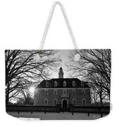 Setting Sun At The Capitol Weekender Tote Bag