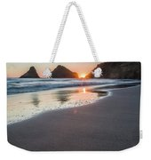 Setting Sun, No. 1 Weekender Tote Bag