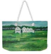 Settlement By Field Weekender Tote Bag