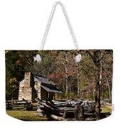 Settlers Cabin Weekender Tote Bag