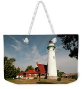 Seul Choix Point Lighthouse Weekender Tote Bag