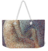 Seurat: Model, 1887 Weekender Tote Bag