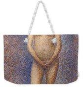 Seurat: Model, C1887 Weekender Tote Bag
