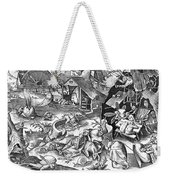Seven Deadly Sins: Sloth Weekender Tote Bag