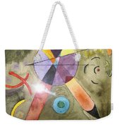 Seven Matches Weekender Tote Bag