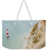 Seven Sisters Cliffs 16 Weekender Tote Bag