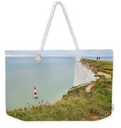 Seven Sisters Cliffs 19 Weekender Tote Bag