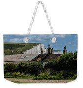 Seven Sisters Cottage Weekender Tote Bag