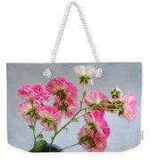 Seven Sisters Roses Weekender Tote Bag