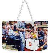 Seven-up Soda Ad, 1954 Weekender Tote Bag