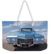 Seventies Superstar - '71 Cadillac Weekender Tote Bag