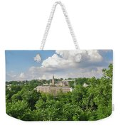 Seville Schofields Mill And St John The Baptist - Manayunk Weekender Tote Bag