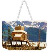 Seward Alaska House Of Stilts Weekender Tote Bag