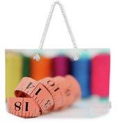 Sewing Kit Weekender Tote Bag