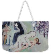 Sex With A Yeti Weekender Tote Bag