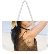 Sexy Beach Adventure Weekender Tote Bag