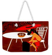 Sexy Cappuccino Weekender Tote Bag