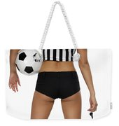 Sexy Referee Weekender Tote Bag