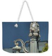 Sf Lamp Post Weekender Tote Bag