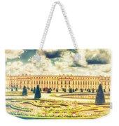 Shabby Chic Hdr Panorama Versailles Paris Weekender Tote Bag