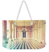 Shabby Chic Versailles Columns Of Grand Trianon Weekender Tote Bag