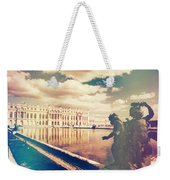 Shabby Chic Versailles Palace Gardens Weekender Tote Bag