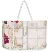 Shabby Cottage French Doors Weekender Tote Bag