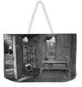 Shack House Weekender Tote Bag
