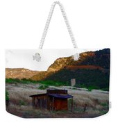 Shack In The Canyons Weekender Tote Bag