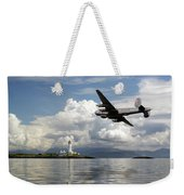 Shackleton Heading Out On Patrol Weekender Tote Bag