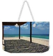 Shade By The Beach Weekender Tote Bag