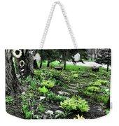 Shade Garden Weekender Tote Bag