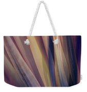Shade Of Color Weekender Tote Bag