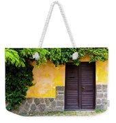 Shaded Entrance Weekender Tote Bag