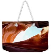Shades Of Sandstone Weekender Tote Bag