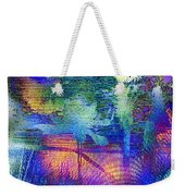 Shades Of Sunset Weekender Tote Bag