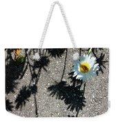 Shadow Daisy Weekender Tote Bag
